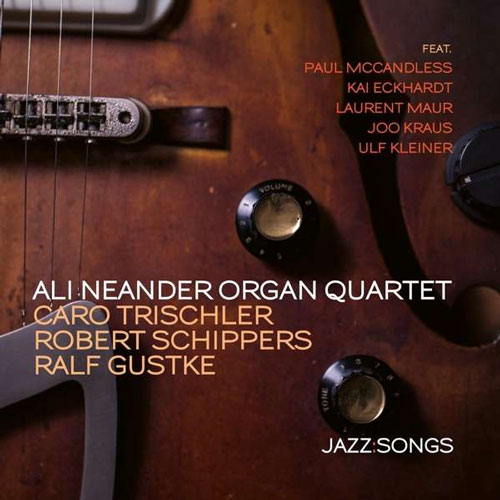 Ali Neander Organ Quartet - Jazz: Songs