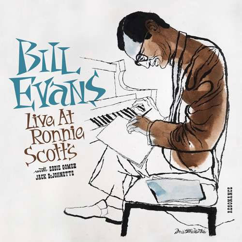 Bill Evans (Piano) - Live At Ronnie Scotts