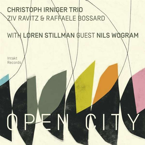 Christoph Irniger Trio - Open City