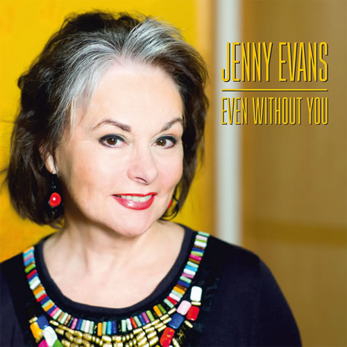 Jenny Evans - Even without You