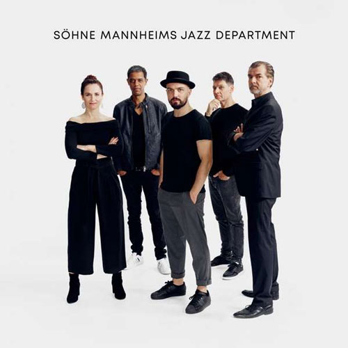 Söhne Mannheims Jazz Department - Söhne Mannheims Jazz Department