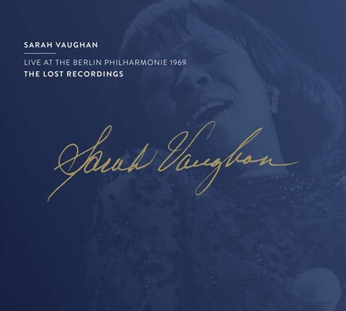 Verlosung: Sarah Vaughan - Live At The Berlin Philharmonie 1969