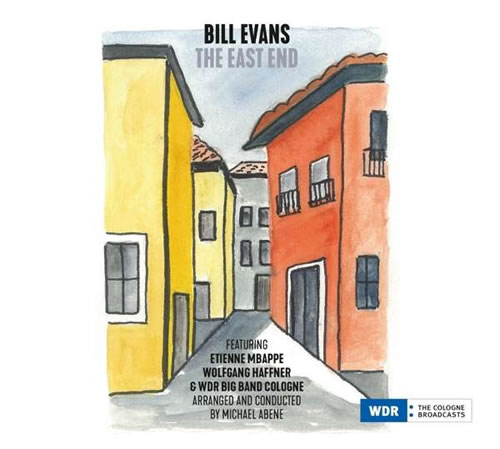 Bill Evans (Sax) ft. WDR Big Band - The East End