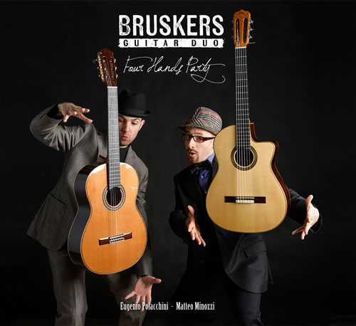 Bruskers Guitar Duo - Four Hands Party