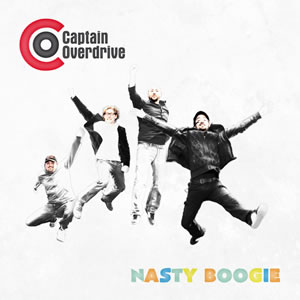 Captain Overdrive - Nasty Boogie