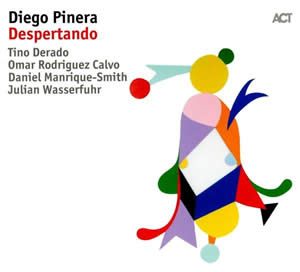 Diego Pinera - Despertando