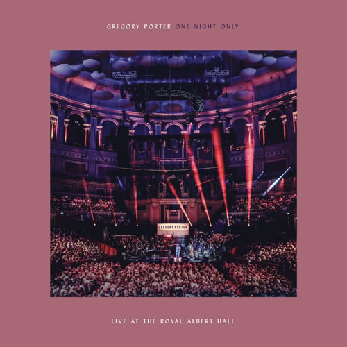Gregory Porter - One Night Only – Live At The Royal Albert Hall