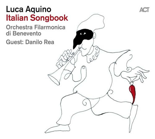 Luca Aquino Italian - Song Book
