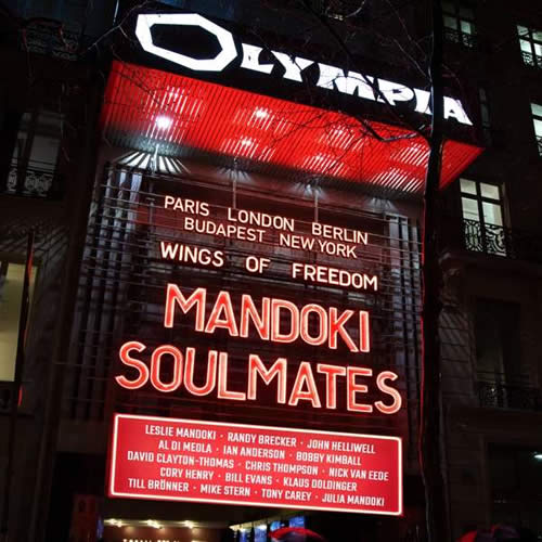 Mandoki Soulmates - Wings Of Freedom