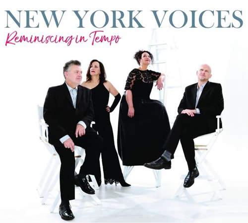 New York Voices - Reminiscing In Tempo