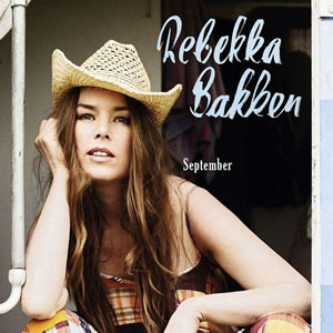 Rebekka Bakken - September