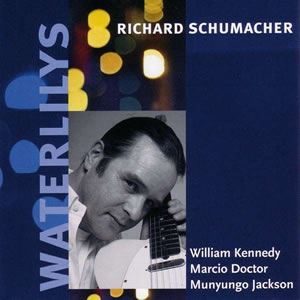 Richard Schumacher - Waterlilys