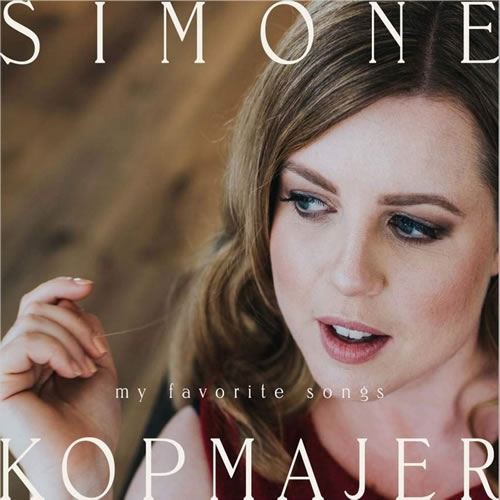 Simone Kopmajer - My Favourite Songs