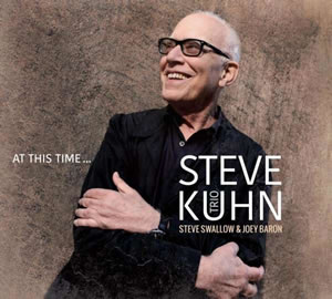 Steve Kuhn, Steve Swallow, Joey Baron - At This Time