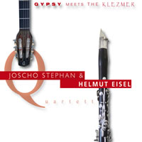 Joscho Stephan & Helmut Eisel Quartett Gypsy meets the Klezmer