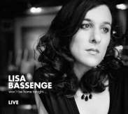Lisa Bassenge - Won't Be Home Tonight: Live