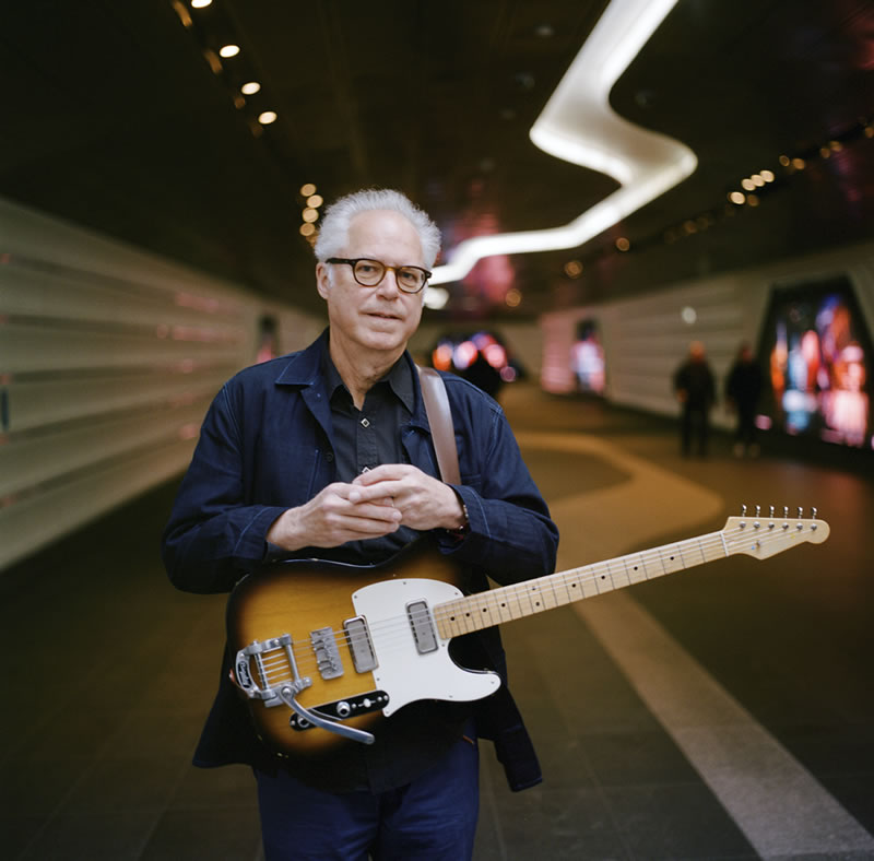 Bill Frisell - Poträt bei jazz-fun.de