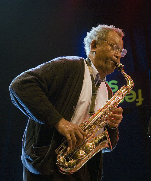 Anthony Braxton, Foto by Hans Peter Schaefer