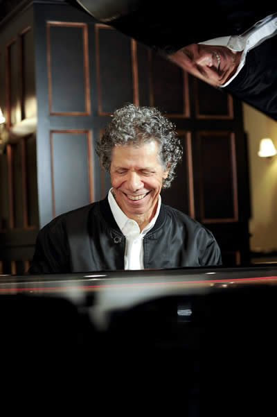 Chick Corea - Poträt bei jazz-fun.de