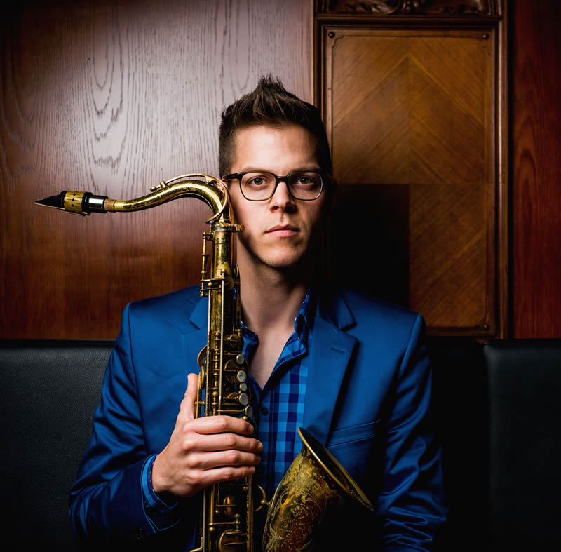 Christoph Beck  - Poträt bei jazz-fun.de