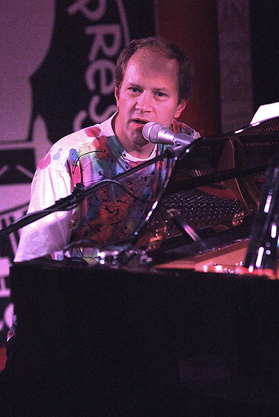 Django Bates, Foto by Richard Kaby