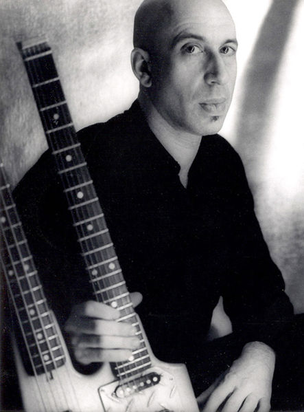Elliott Sharp - Poträt bei jazz-fun.de