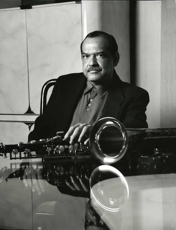 Ernie Watts, Photo: William Claxton