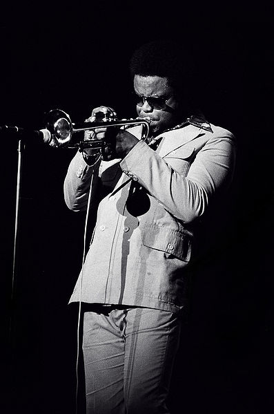 Freddie Hubbard, Foto by Tom Marcello Webster
