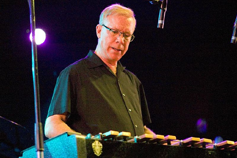 Gary Burton, Foto by Tom Beetz