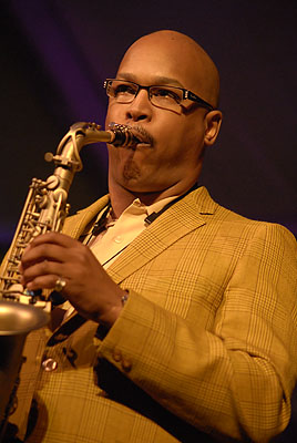 Greg Osby - Poträt bei jazz-fun.de