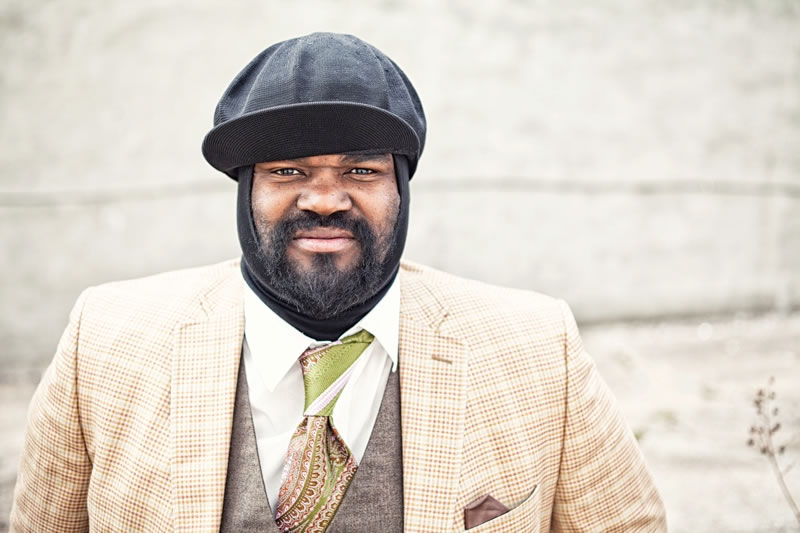 Gregory Porter - Poträt bei jazz-fun.de