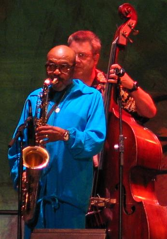 James Moody, Photo: Jaime Olmo