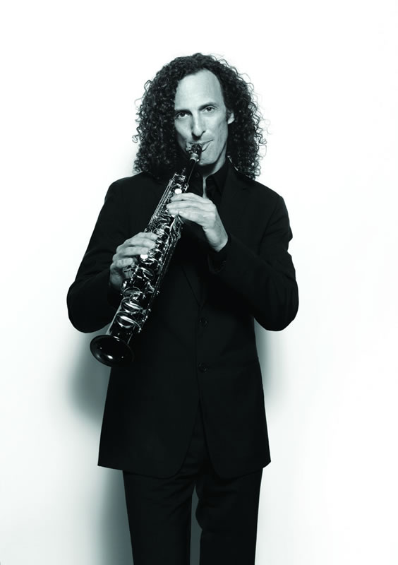 Kenny G - Poträt bei jazz-fun.de