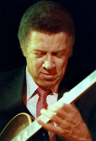 Kenny Burrell, Foto by vernon.hyde