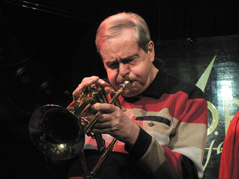 Kenny Wheeler - Poträt bei jazz-fun.de