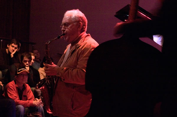 Lee Konitz, Foto: Hans Peter Schaefer