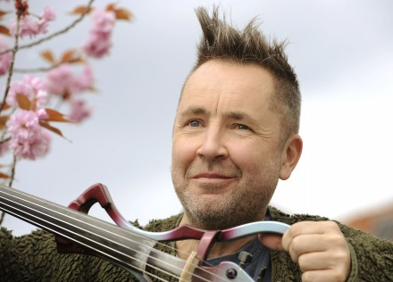 Nigel Kennedy - Poträt bei jazz-fun.de