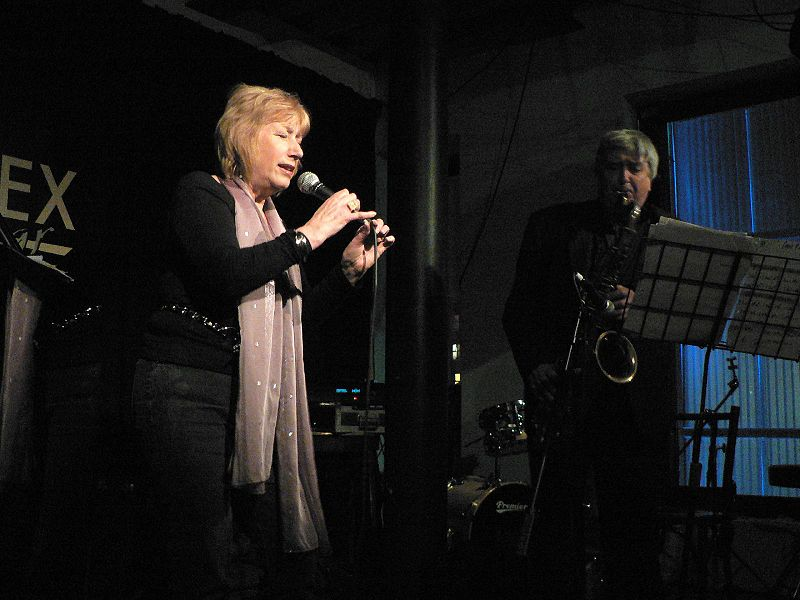 Norma Winstone, Foto: Andy Newcombe Farnborough