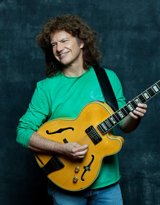 Pat Metheny - Poträt bei jazz-fun.de