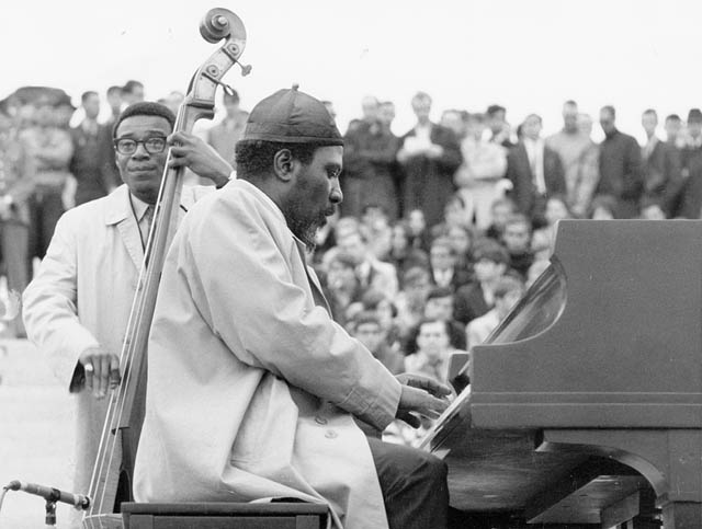 Thelonious Monk, This image is available from Library and Archives Canada