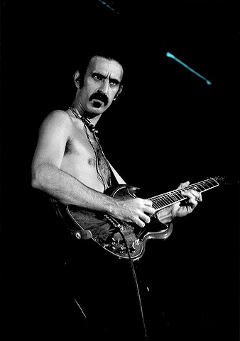 Frank Zappa, Foto: Mark Estabrook