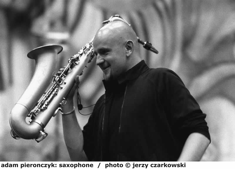 Adam Pieronczyk - Poträt bei jazz-fun.de