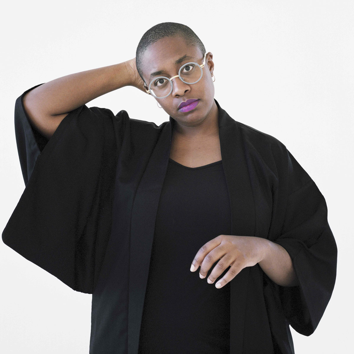 Cécile McLorin Salvant, Foto: Mark Fitton