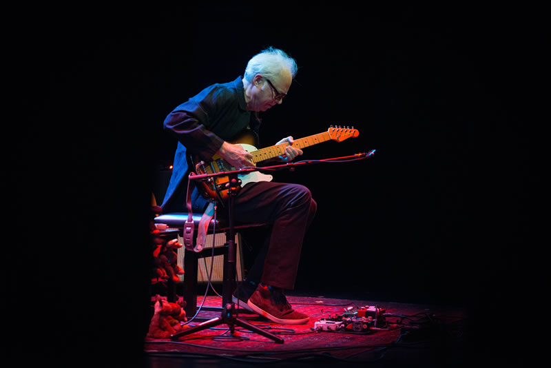 Bill Frisell - Jazzfest Berlin – So. 03.11.2018