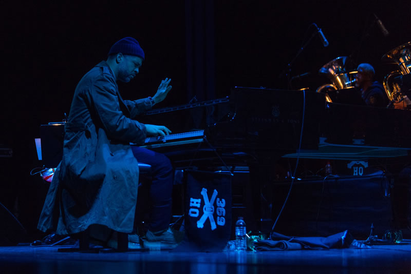 Jason Moran - The Harlem Hellfighters - Jazzfest Berlin – Sa. 03.11.2018