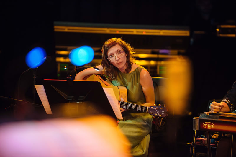 Mary Halvorson Octet - Jazzfest Berlin – So. 03.11.2018
