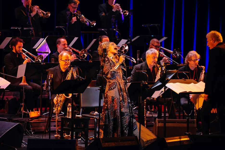 WDR Big Band feat. Jazzmeia Horn