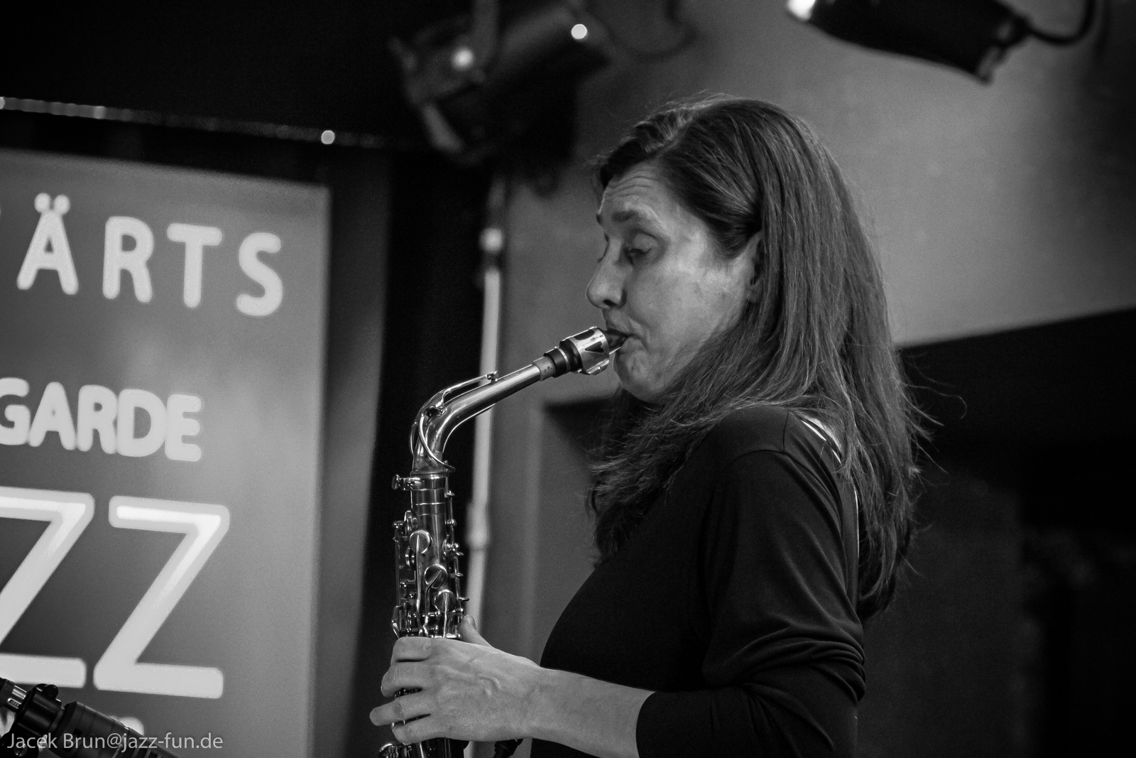 Angelika Niscier's NYC Trio in Jazz Club Hannover - 08.11.2019