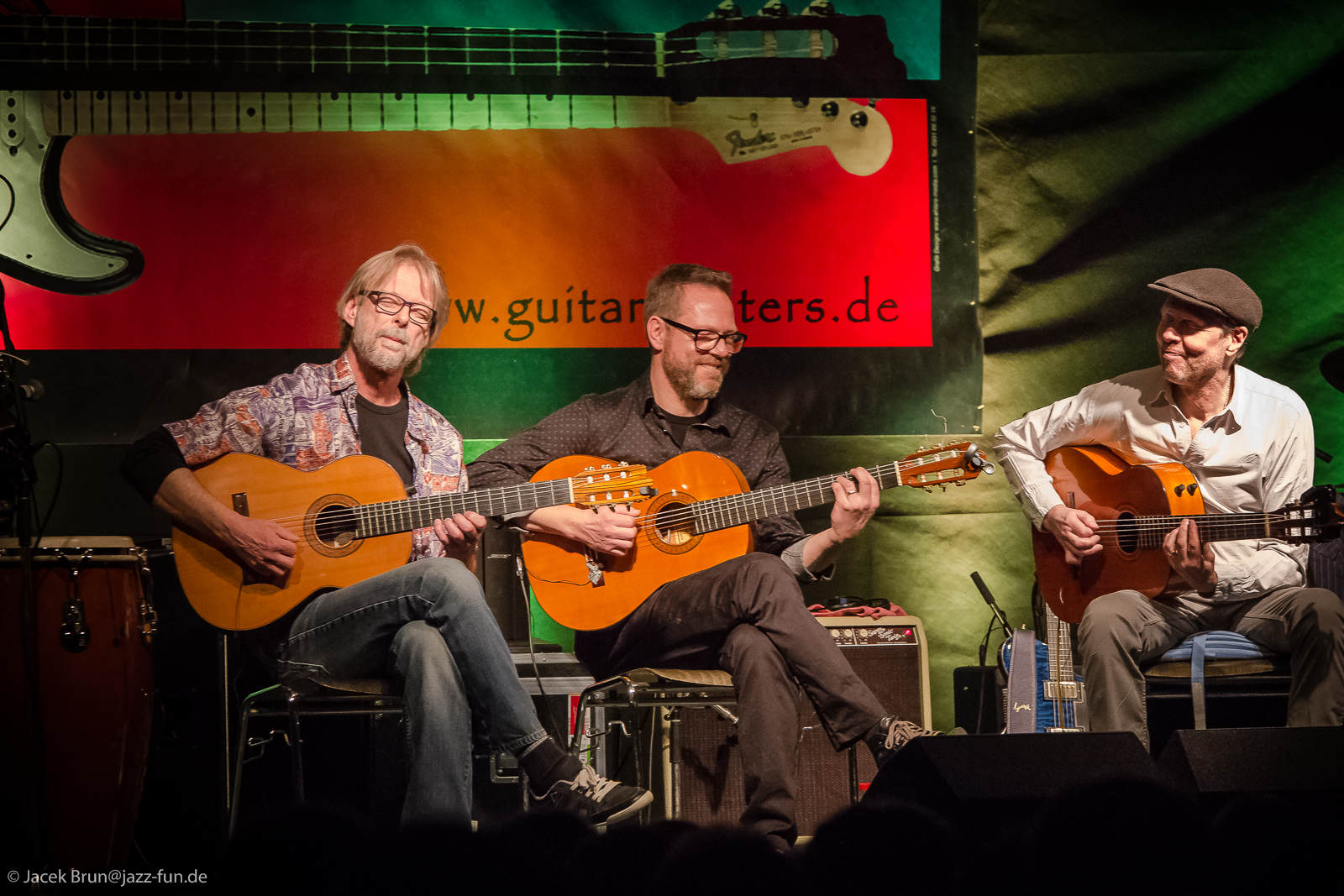 Acoustic Guitar Trio, 8. Reichenberg Guitar Masters 2016
