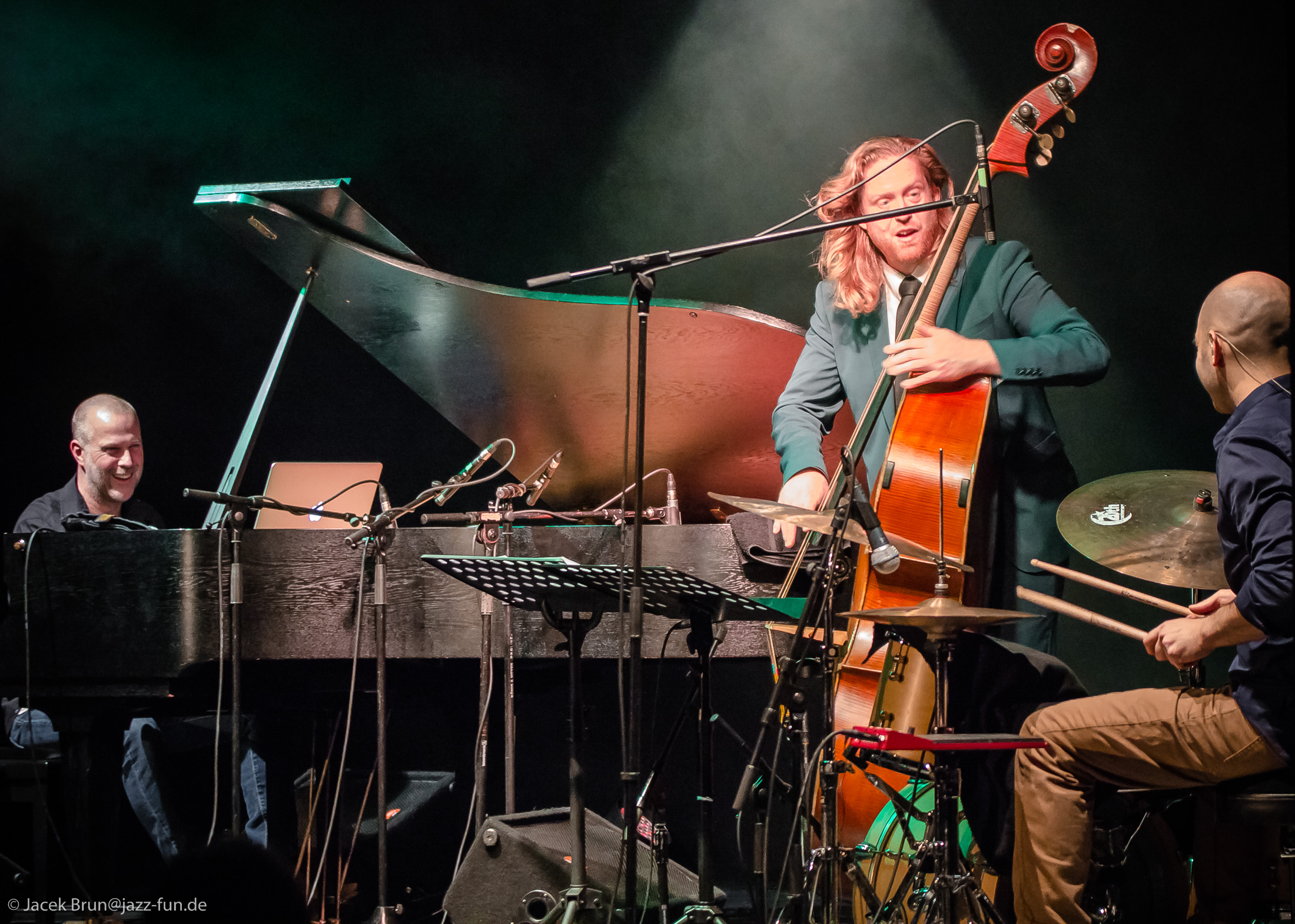 Jacob Karlzon Konzert am 02.11.2016 in KulturForum Kiel